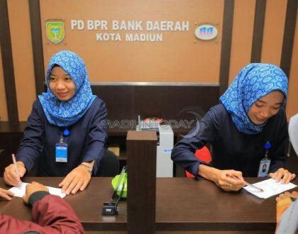 PD BPR KOTA MADIUN DISEBUT BANK PASAR